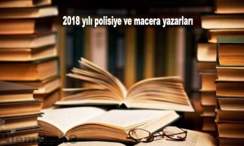 2018 yılı polisiye ve macera yazarları