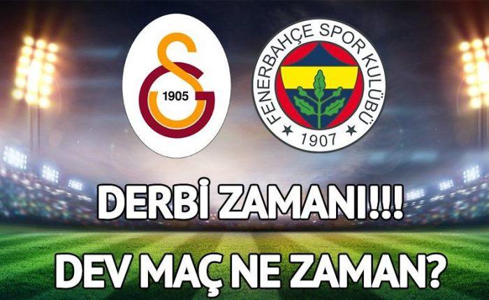DEV DERBİNİN NEFESİNİ TUTUYORUZ!!