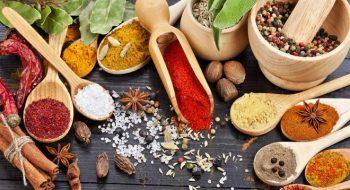 Doğal Sağlık İlaçlarımız Baharatlar