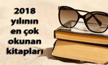 2018 yılının en çok okunan kitapları
