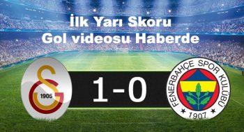 Galatasaray İlk Golü Buldu | Golün Videosu Haberde