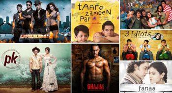 Aamir Khan'ın Mutlaka İzlenmesi Gereken 10 Filmi