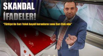 A Haber Sunucusu Erkan Tan'dan Gezi Eylemlerine Katılanlar İçin: Başları Kesilmeli