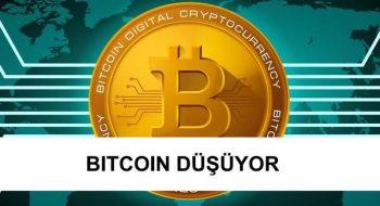 Bitcoin Erimeye Devam Ediyor|Bitcoin son durum