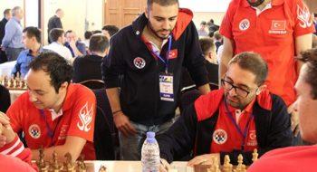 Fide Dünya Hızlı Satranç Şampiyonası Gm Sanal-Gm Yılmaz