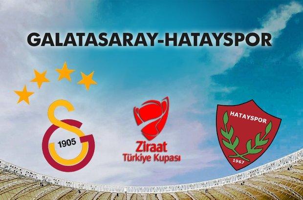 Galatasaray Hatayspor Maçı Ne Zaman?