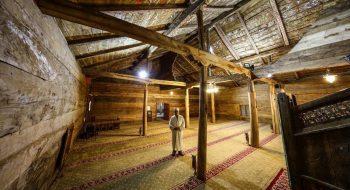 Çivisiz Cami Göğceli Cami Nerede Nasıl Gidilir?