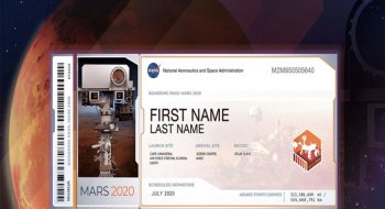 Nasa 2020 Uzay Aracıyla Senin de İsmin Marsa Gitsin