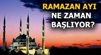 Ramazan Ayı Ne Zaman? Ramazanda Neler Yapılması Gerekir