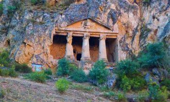 Boyabat Kaya Mezarı Nerede Nasıl Gidilir?