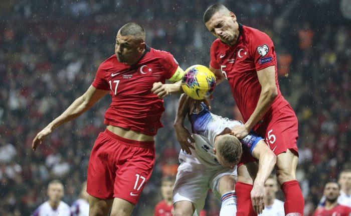 Türkiye EURO 2020 Avrupa Şampiyonasına Katılıyoruz