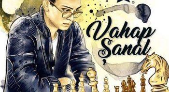 2019 Türkiye Satranç Şampiyonu GM Vahap Şanal oldu