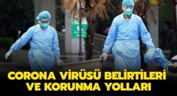 Koronavirüsten Korunma Yolları