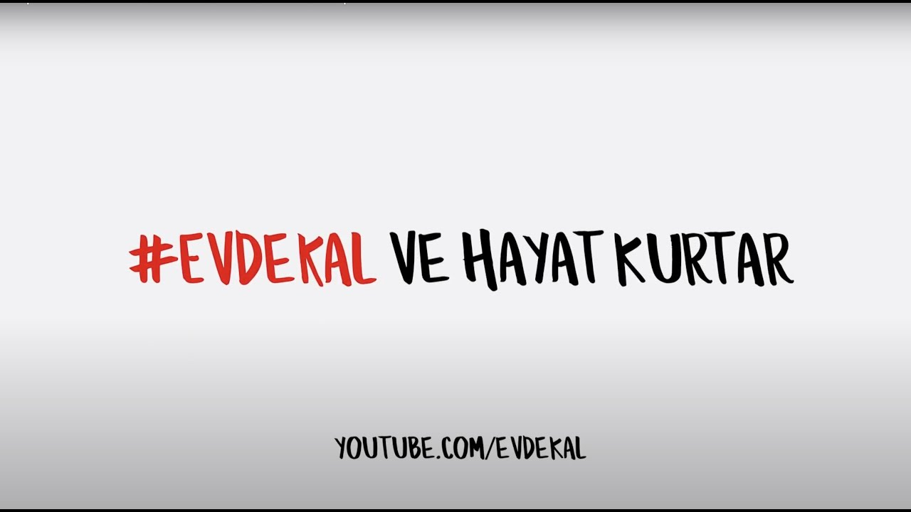 """YouTube, """"Benimle #EvdeKal"""" Başlıklı Proje Hazırladı"""