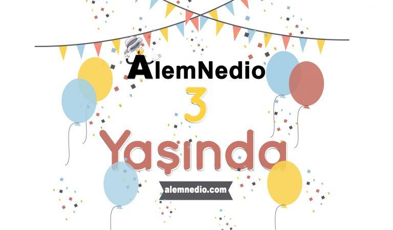 29 Ekim Alemnedio'nun Doğum Günü