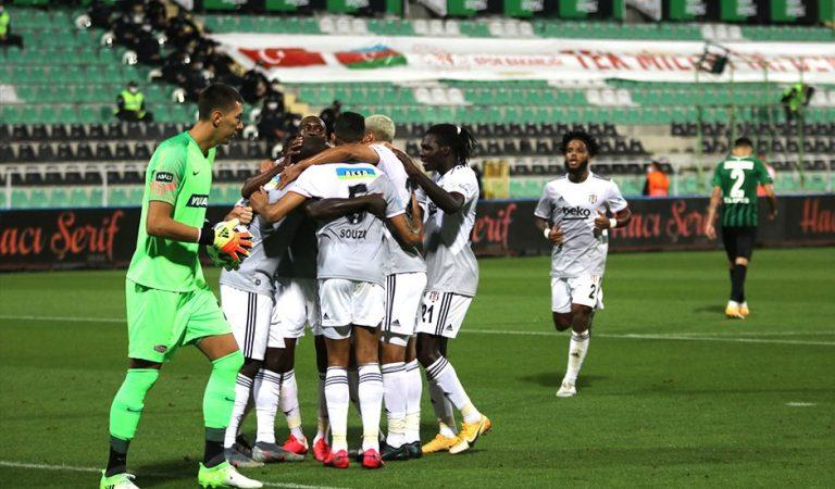 Denizlispor – Beşiktaş Maç Sonucu: 2-3