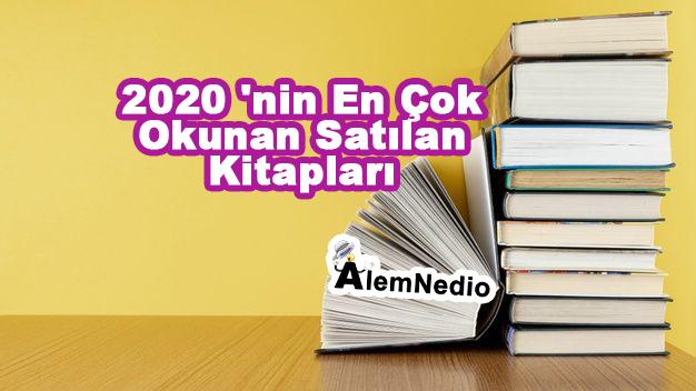 2020 'nin En Çok Okunan Ve Satılan Kitapları