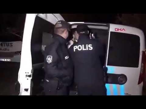 Telefonumu Verin Kimliğimi Vercem | Kimliği Ver | Polis Sarhoş Polimiği