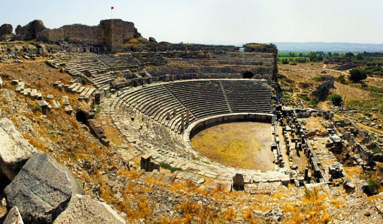 Milet Antik Kenti Nerede?