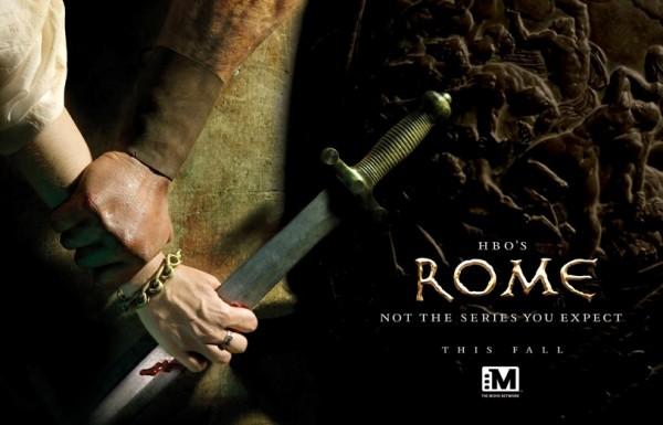 Spartacus Severlere Hitap Eden Rome Dizisi