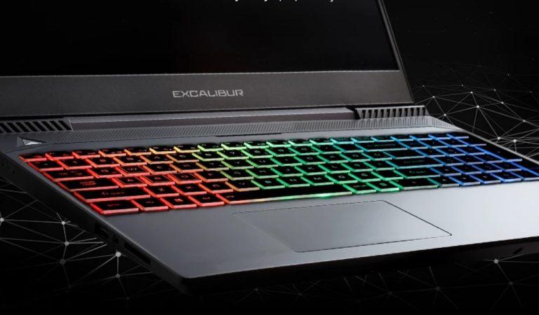 Excalibur'un Cep Yakmayan Laptopu: G770